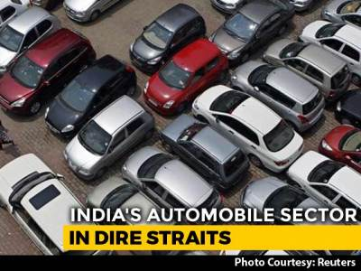 A Black Day For Indian Automobile Sector