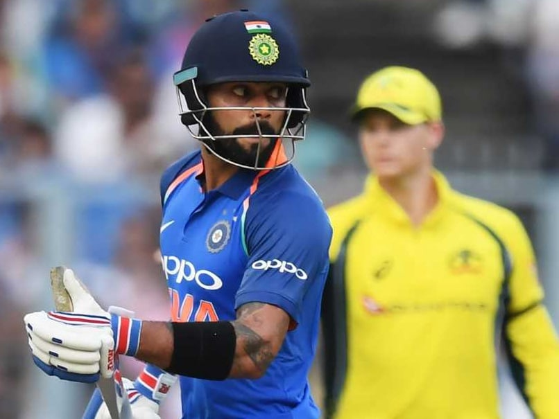 Virat Kohli Apologises To Steve Smith On Behalf Of Booing Indian Fans