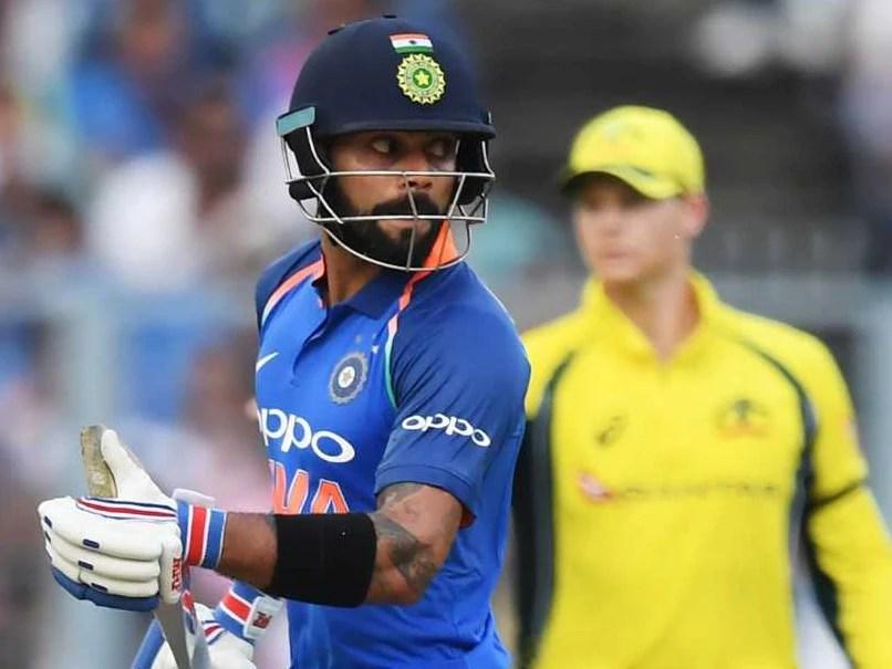 Virat Kohli Apologises To Steve Smith On Behalf Of Booing Indian Fans