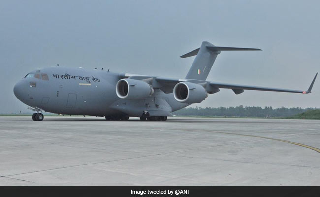 US Approves Foreign Military Sales To Back India's C-17 Transport Planes