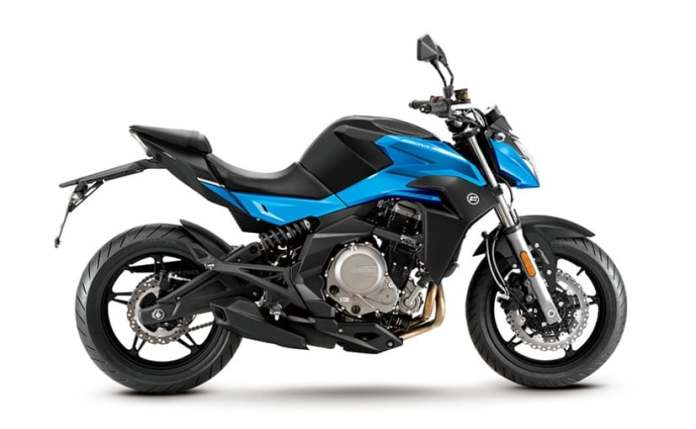 CFMoto is likely to launch the new BS6 650NK in India in the coming weeks.