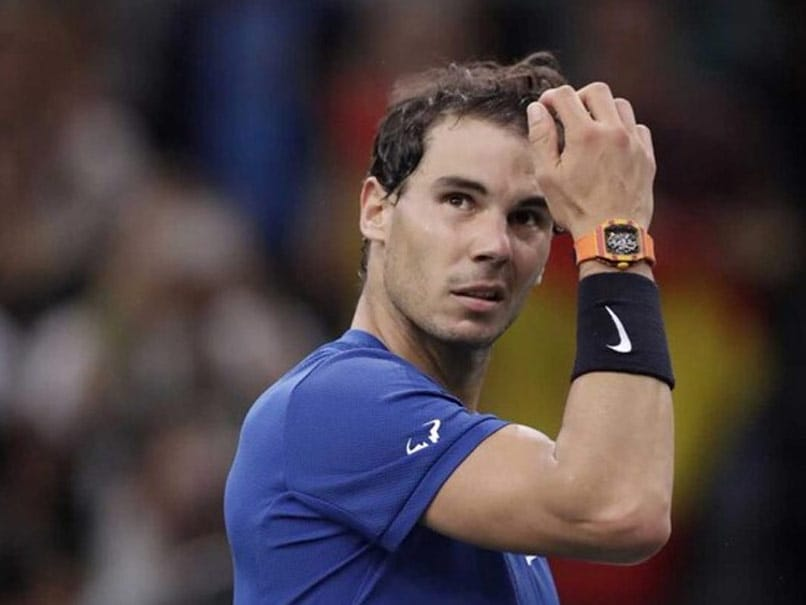 Rafael Nadal Says Wimbledon Seeding System Disrespects World Rankings