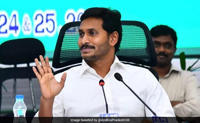 Jagan Mohan Reddy's Party Wins In Bypoll To Tirupati Lok Sabha Seat