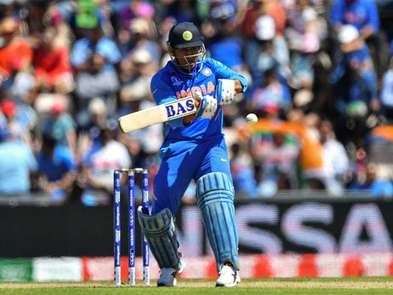 World Cup 2019: MS Dhoni