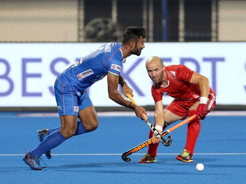 FIH Series Finals: India Thrash Uzbekistan 10-0, Reach Semis