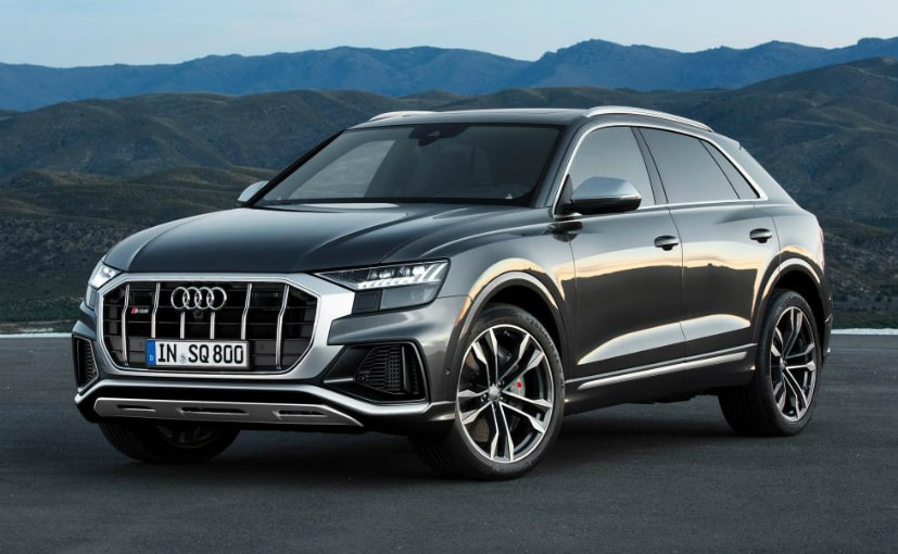 Audi SQ8 Revealed; New Flagship SUV From Audi