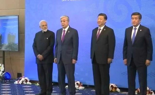 भारत ने एससीओ के सदस्य देशों को 30 नवंबर के ऑनलाइन सम्मेलन के लिए किया आमंत्रित