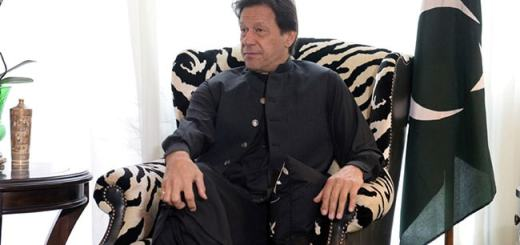 'Will Hafiz Saeed Be Let Off Again?' Imran Khan Dodges Question In US