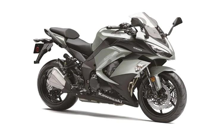 El Kawasaki Ninja 1000 2019 viene con el mayor descuento de Rs. 1 lakh