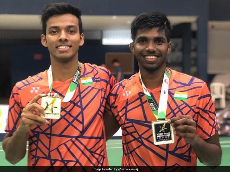 Indian Doubles Pairs Make Good Starts At Indonesia Open