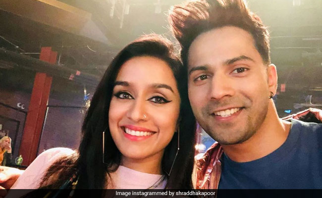 shraddha kapoor and varun