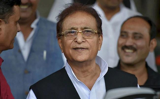 Samajwadi Party's Azam Khan Shifted To Covid ICU Of Lucknow Hospital