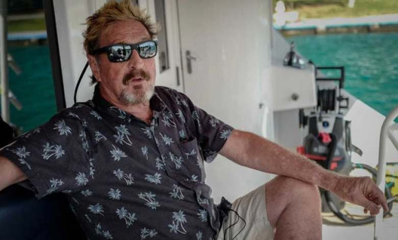 McAfee Founder Found Dead In Prison After Spanish Court Allows Extradition