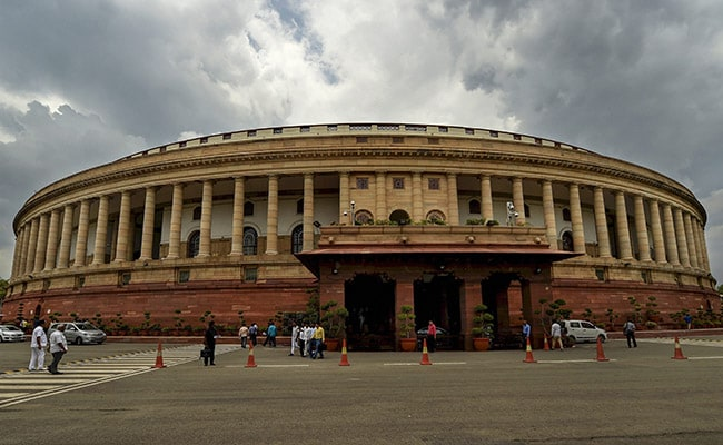 Parliament Monsoon Session Live: Congress MP's Adjournment Motion Notice In Lok Sabha On Farm Laws
