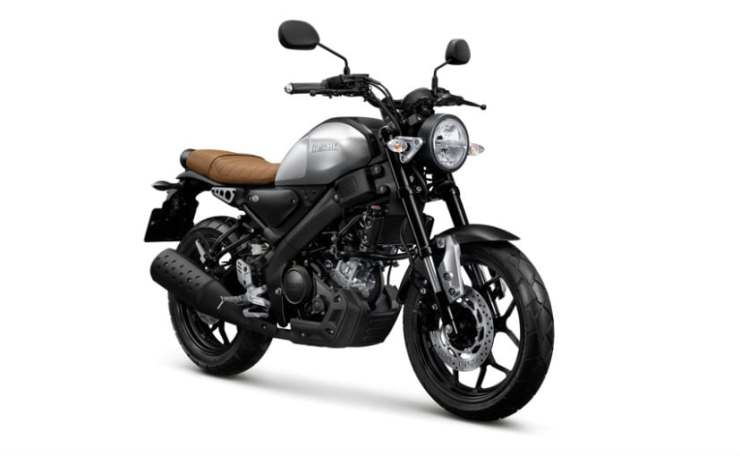 The new 125 cc motorcycle will likely be almost identical to the XSR155