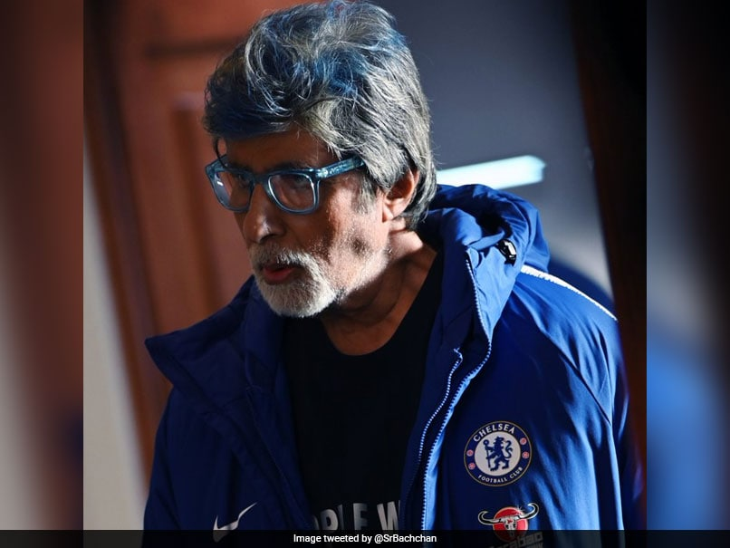 Chelsea Fans Go Bonkers After Amitabh Bachchan