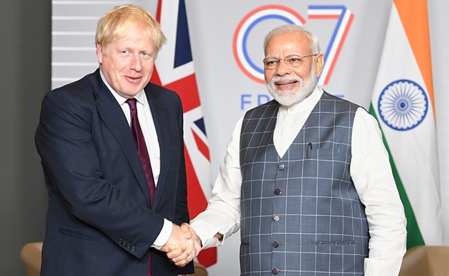 PM Modi-Boris Johnson Virtual Summit Brings In Deals Worth 1 Billion Pound