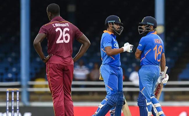 """Shreyas Iyer Took Pressure Off Me"": Kohli After India's ODI Series Win 1"