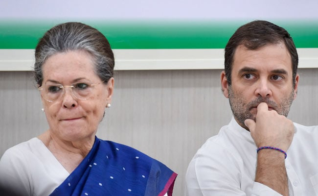 'Very Disappointing... Unexpectedly So': Sonia Gandhi On Election Results