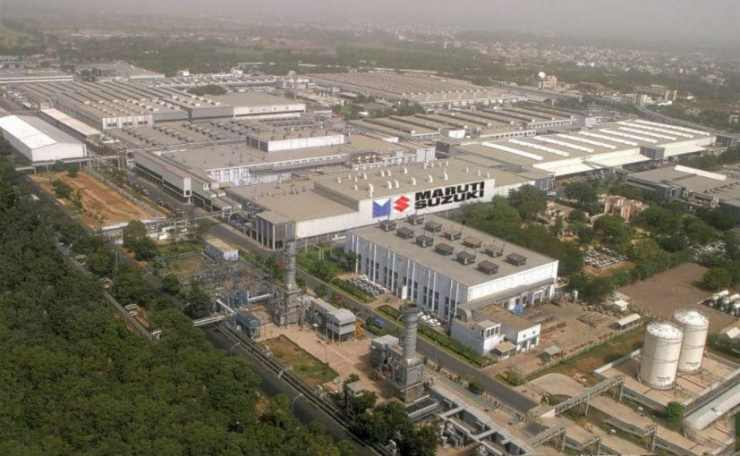 Both the Gurugram and Manesar plants will be shut from May 1-9, and Suzuki Motor Gujarat as well