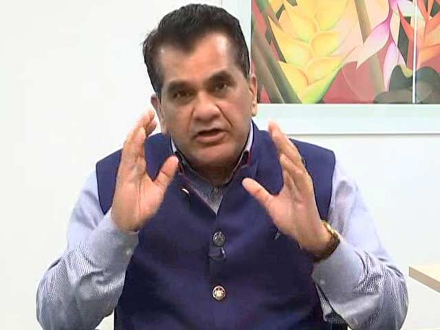 Some Sectors Already Reviving, Indian Economy Will Bounce Back: Niti Aayog CEO