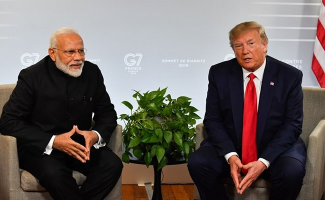 At 'Howdy, Modi!' Event, Donald Trump Hints At An Announcement: 10 Points