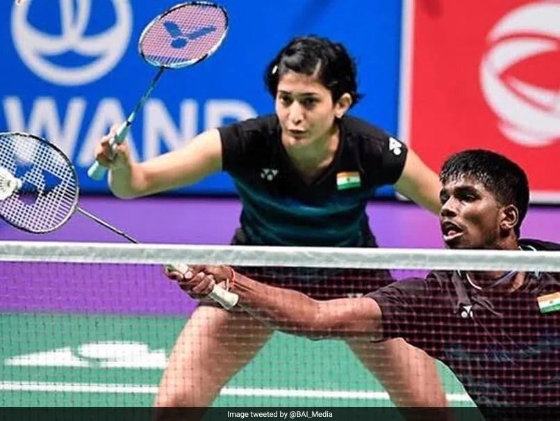China Open: Ashwini Ponnappa-Satwiksairaj Rankireddy Beat World No.7 Pair To Advance To 2nd Round