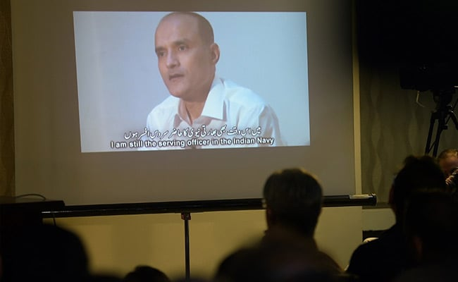 Pakistan National Assembly Adopts Bill To Give Right Of Appeal To Kulbhushan Jadhav