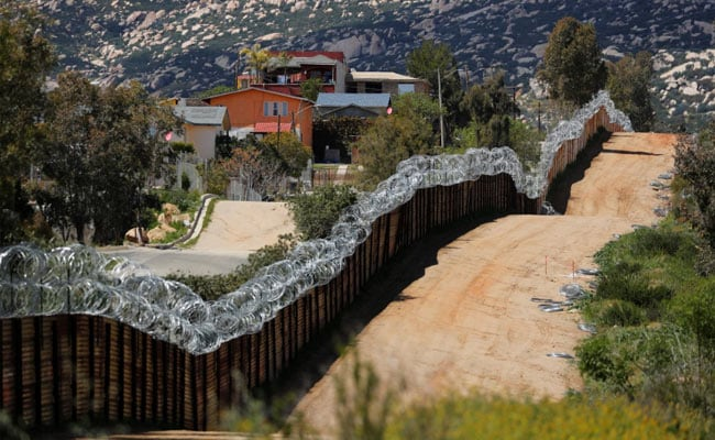 Two Girls, 3 And 5, Dropped Over 14-Foot Wall At US-Mexico Border