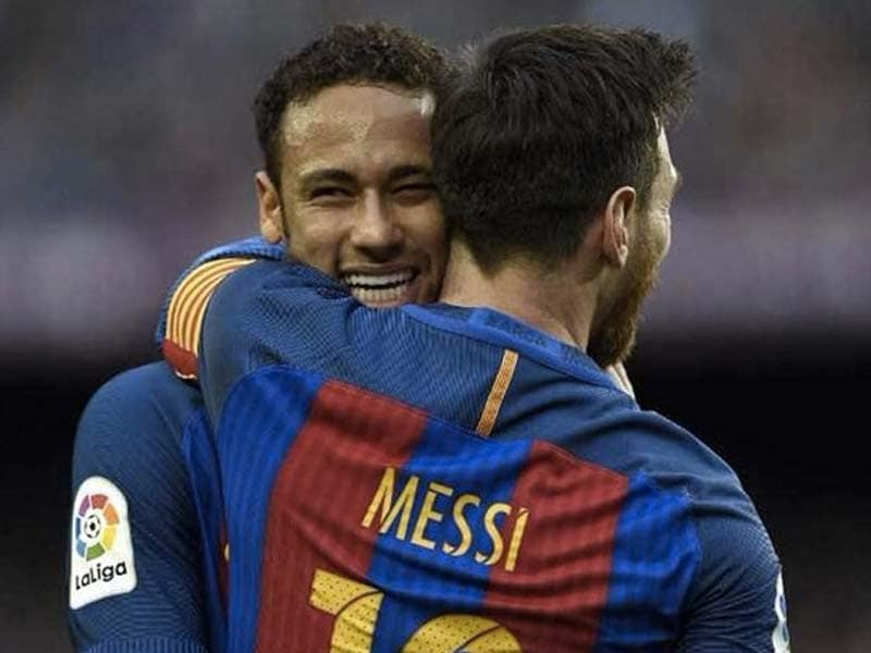 I Would Be Thrilled If Neymar Came Back, Says Barcelona