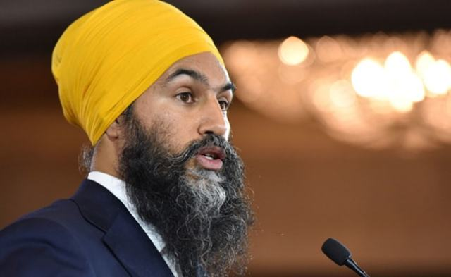 Canadian Leader Jagmeet Singh Removed From House For Calling MP 'Racist'