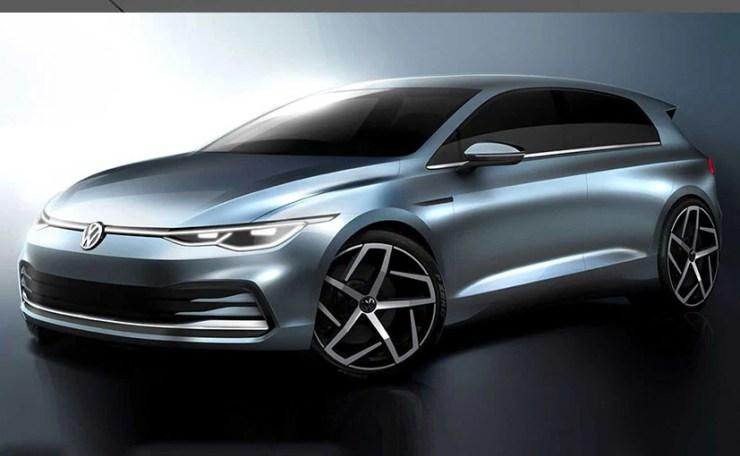 El Volkswagen Polo Mk VIIII 2020 hará su debut mundial el 24 de octubre de 2019