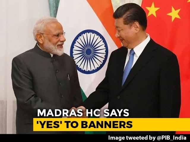 Chinese President Xi Jin Ping To Visit Mahabalipuram In TamilNadu