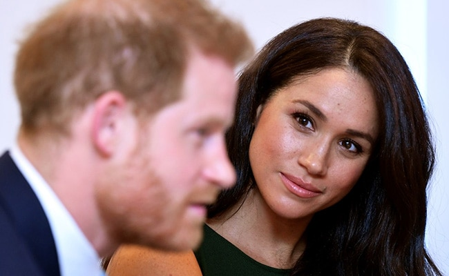 Meghan Markle To Release Children's Book Inspired By Son, Prince Harry
