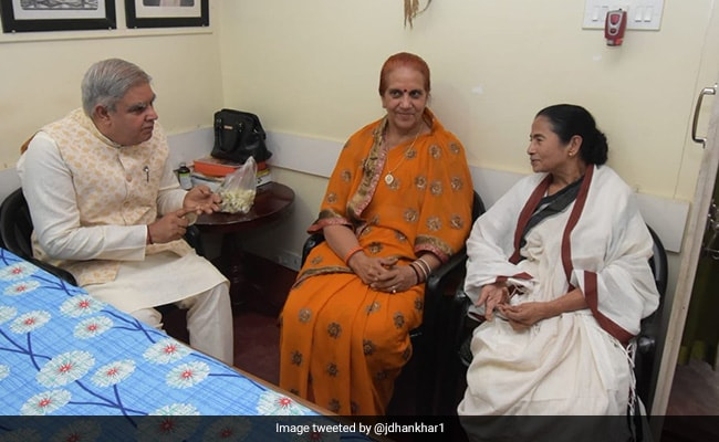 Bengal Governor Jagdeep Dhankhar renews Partha Chatterjee for questioning his wife's presence at events
