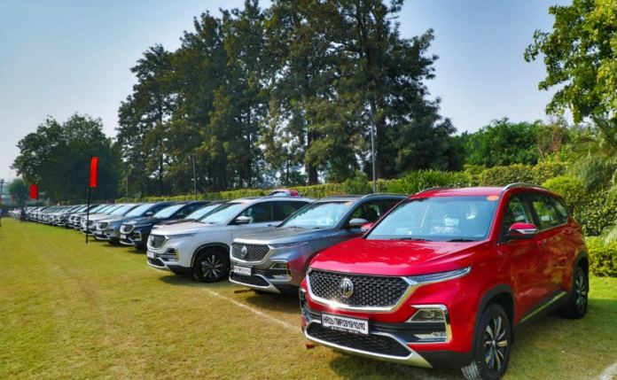 Auto Sales April 2021: MG Motor India Sells 2565 Units | Latest News Live | Find the all top headlines, breaking news for free online May 1, 2021
