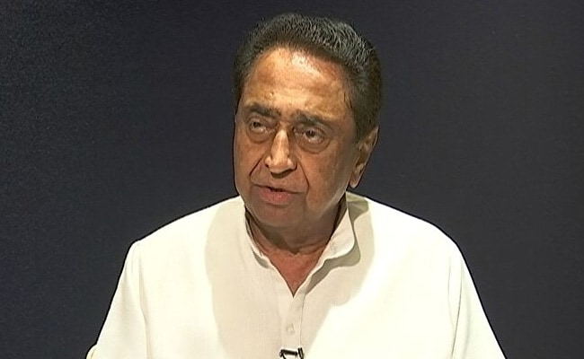'My Government Waived Off Loans Of 26 Lakh Farmers': Kamal Nath