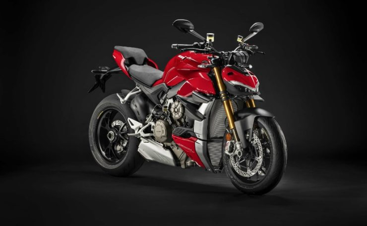 We expect the Ducati Streetfighter V4 to be priced at about Rs. 20 lakh (ex-showroom)