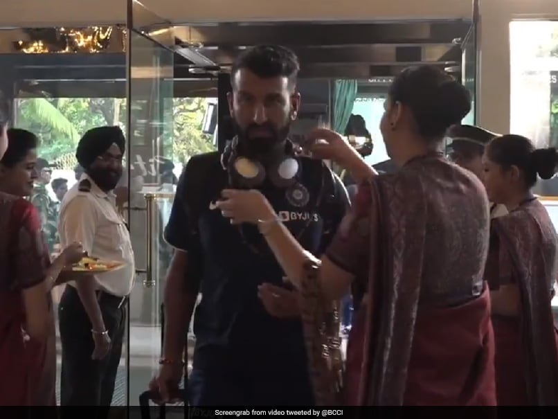 Team India Arrive In Kolkata For Historic Day-Night Test Against Bangladesh. Watch Video