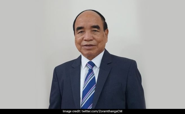Mizoram Allocates Funds For Relief to Myanmar People Who Crossed Over