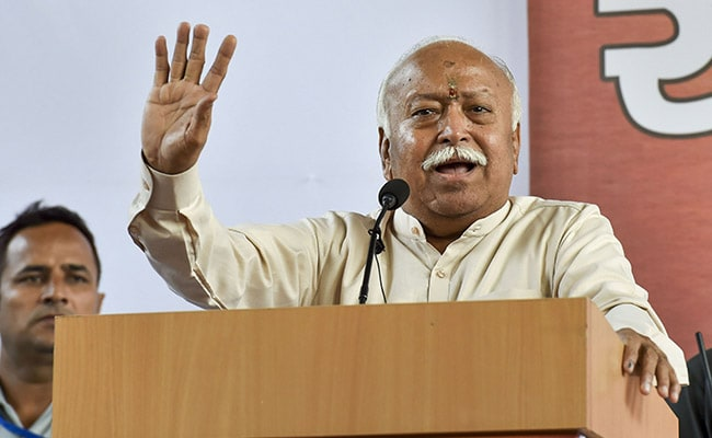 RSS Chief Mohan Bhagwat, Others Lose Twitter Blue Ticks After Veep Naidu