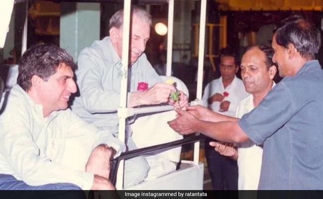 JRD Tata Was Like My Father, Brother, Greatest Mentor: Ratan Tata