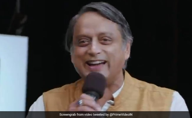 10th Grader Impresses Shashi Tharoor With Words He'd Never Heard Of. Watch