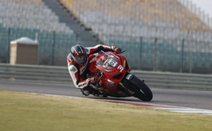 Ducati ha asegurado la primera y segunda posición en la carrera 1 y la carrera 2 durante el fin de semana.