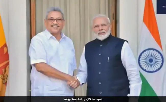 Sri Lankan President, PM Call PM Modi; Talk Of Strengthening Ties
