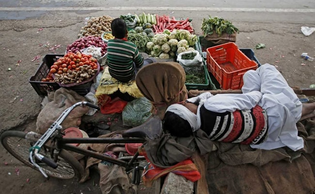 Retail Inflation Rises To Highest In 8 Months As Food Prices Soar