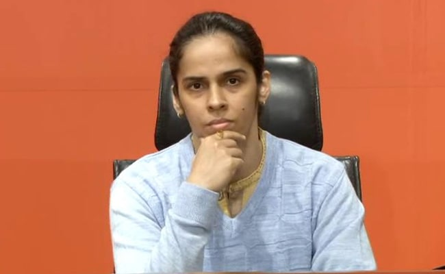 'Thumping Victory': Saina Nehwal On BJP's Big Show In UP Local Body Polls