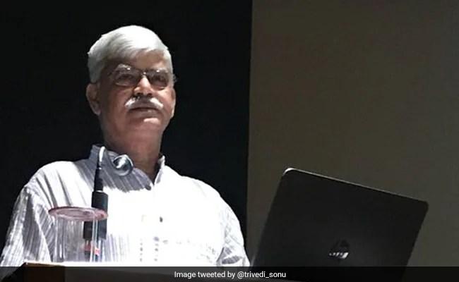 विश्व भारती के कुलपति ने ore An टैगोर एन आउटसाइडर '' रिमार्क के लिए माफी मांगी
