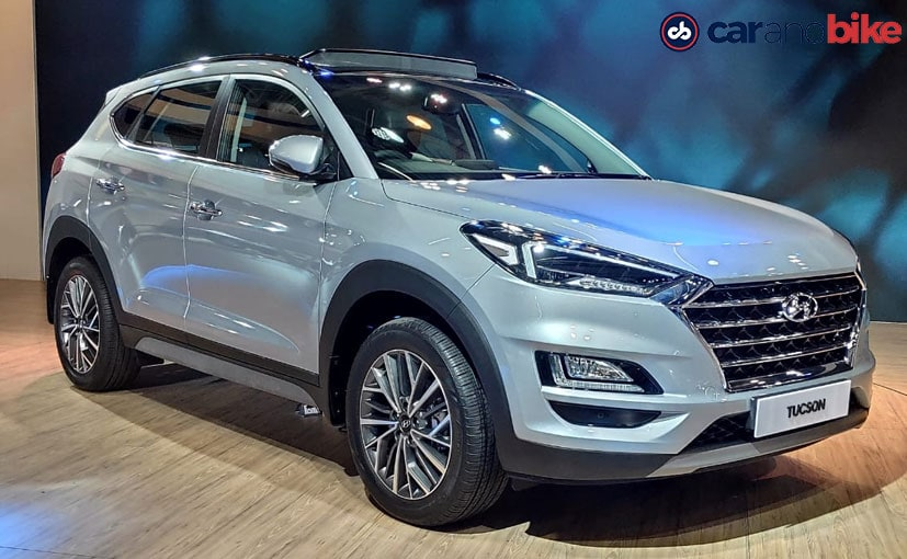 Hyundai Tucson Facelift India Launch Live Updates: Prices, Images, Features, Specifications
