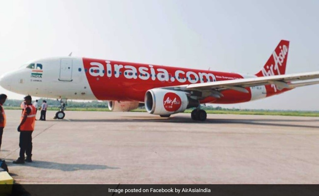 Man On AirAsia Flight Took Off Clothes, Misbehaved With Crew: Report